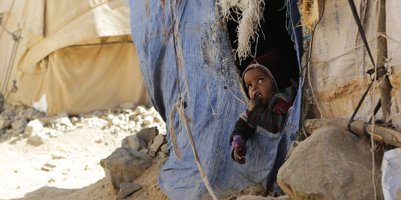 عمر 4 سنوات من اليمن