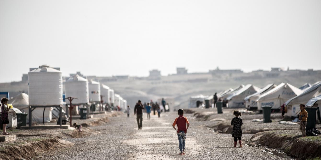 تعقيب منظمة أوكسفام على الوضع الإنساني في البلدة القديمة في الموصل