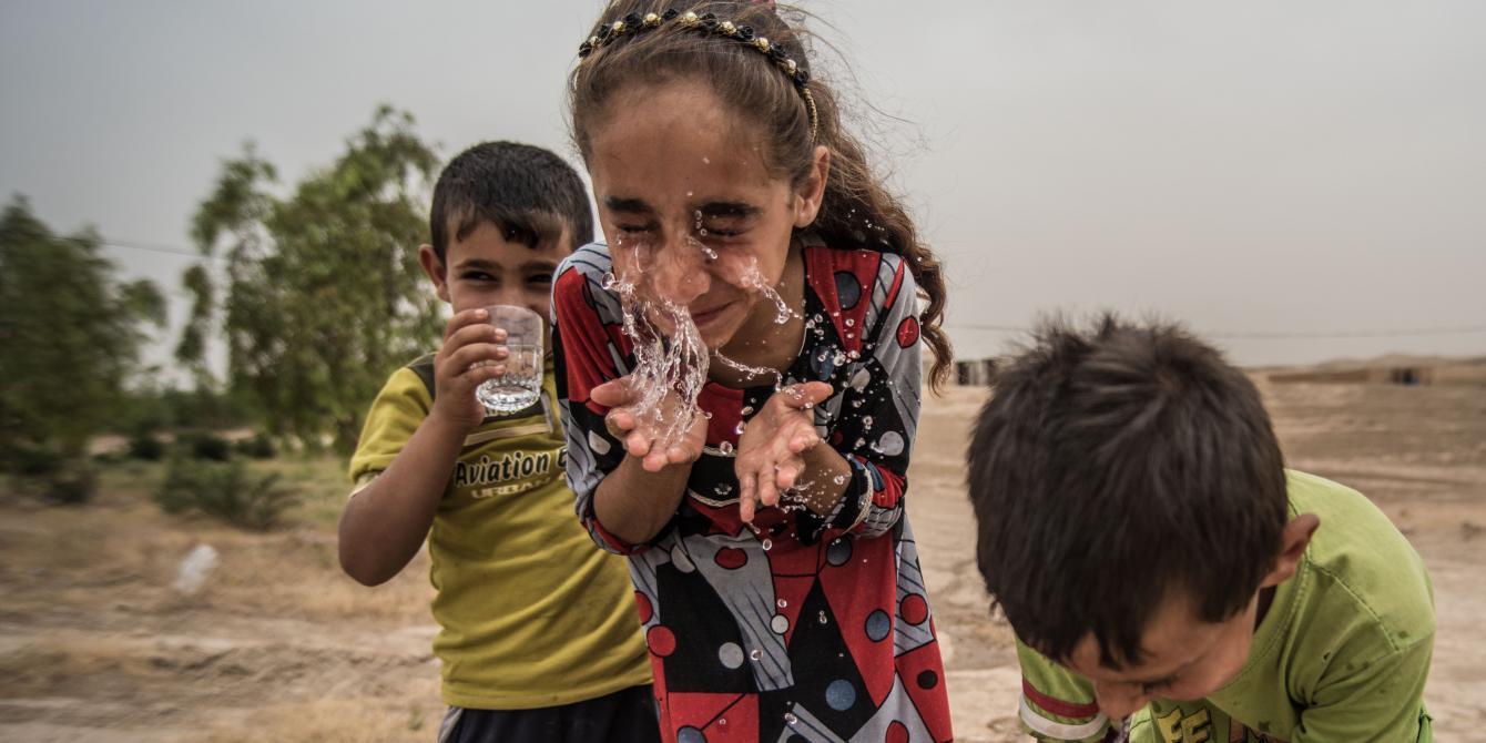 برنامج المياه والصرف الصحي والصحة العامة