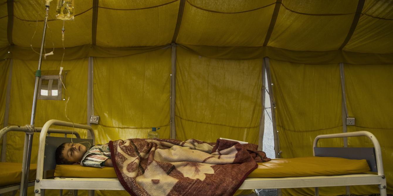 أوكسفام: الكوليرا في اليمن، الرقم الأسوأ عالميا والأرقام لا زالت في ارتفاع