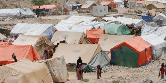 تدين الوكالات الإنسانية إغلاق الموانئ الجوية والبحرية والبرية في اليمن