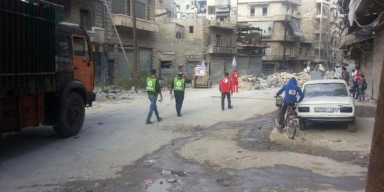 أوكسفام سوريا