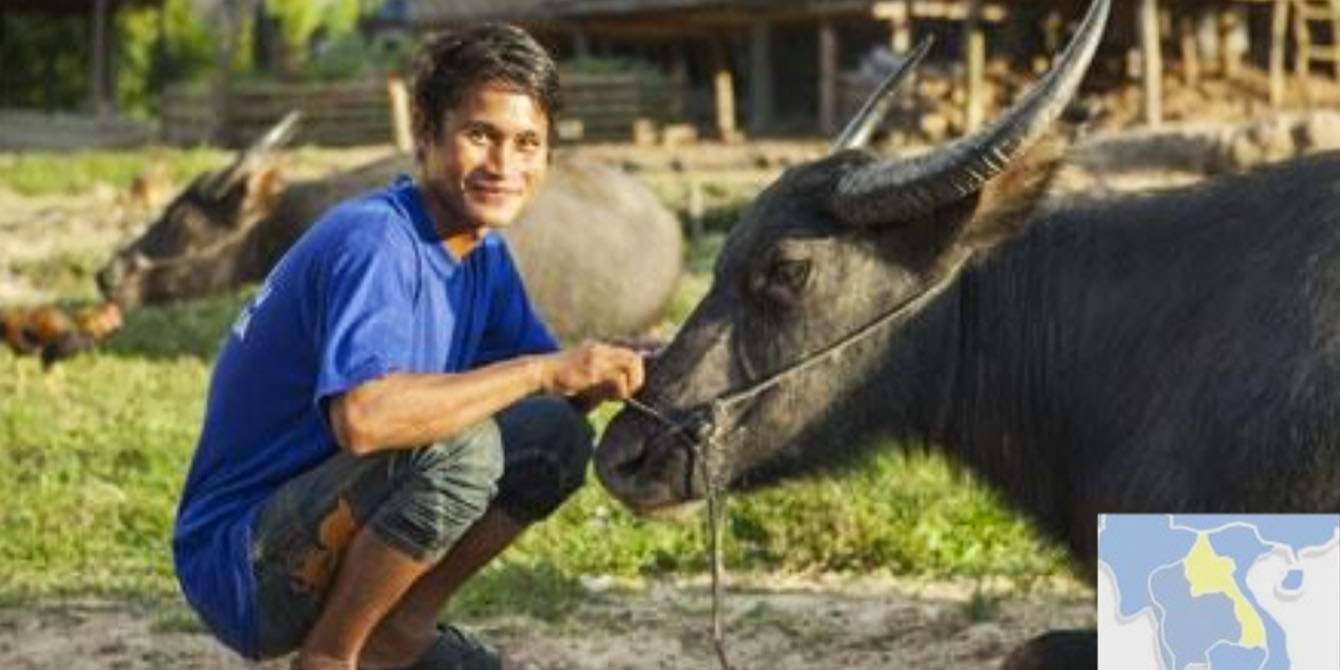 Oxfam's Resilience Work in Laos