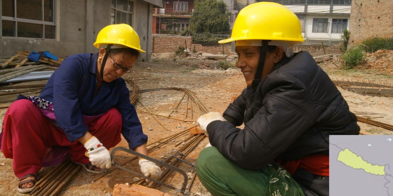 Oxfam's Resilience Work in Nepal
