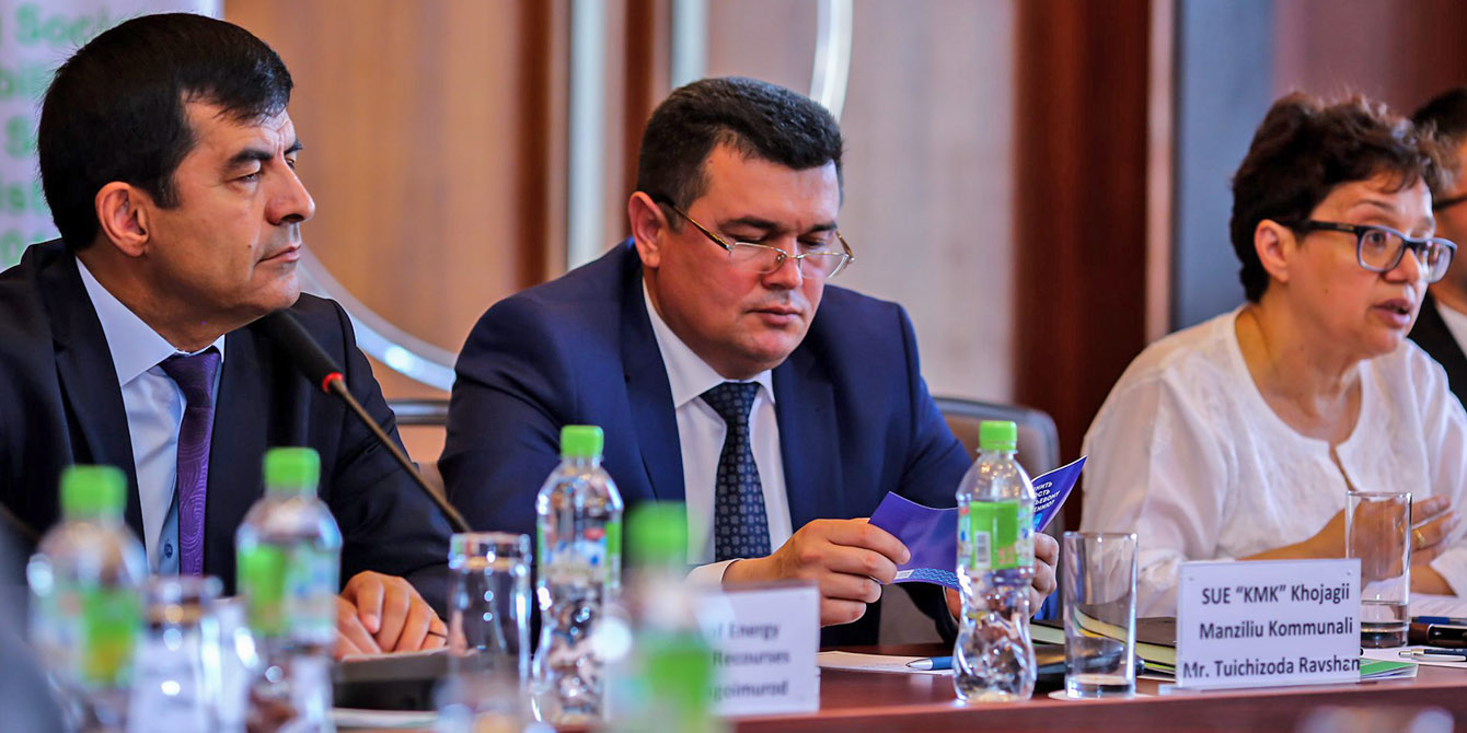 Oxfam in Asia - Tajikistan - Policy Influencing