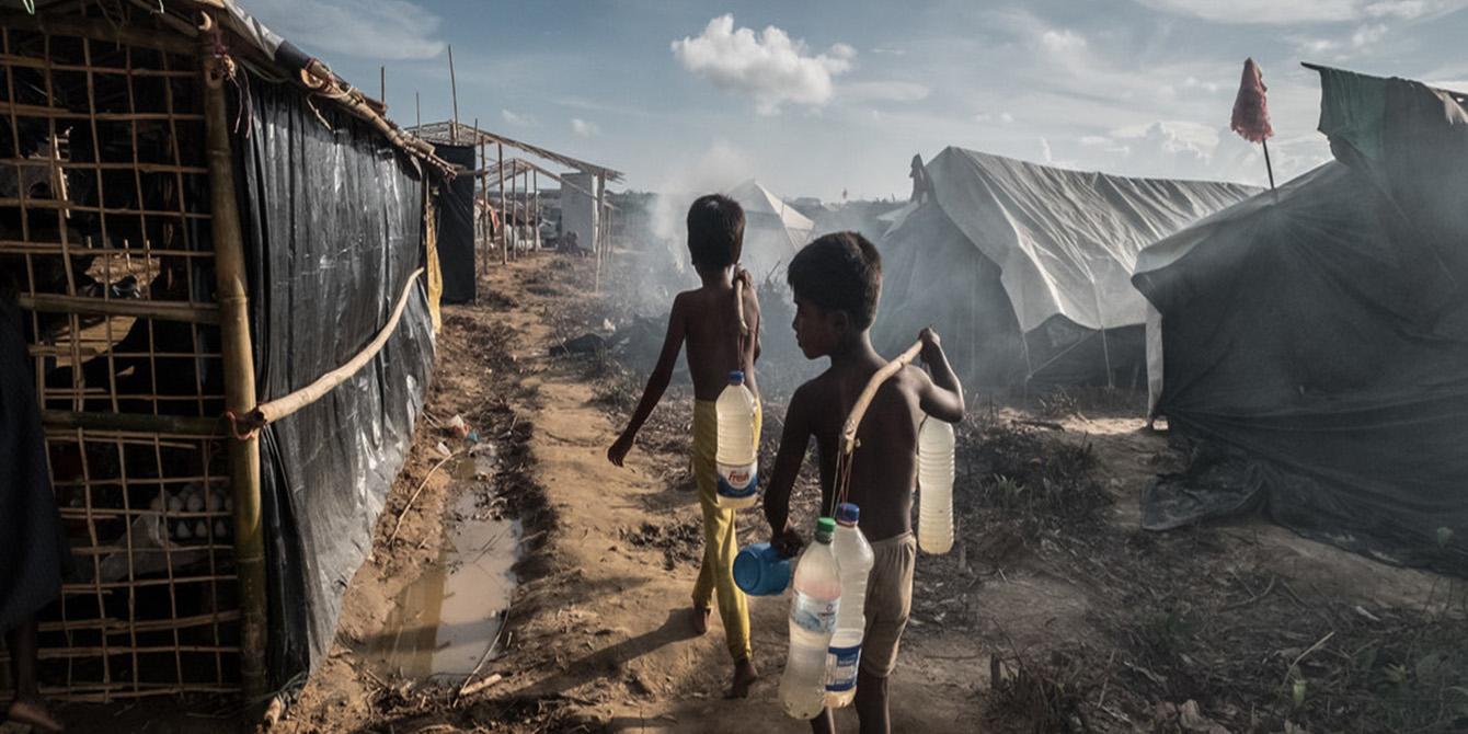 Oxfam in Asia - Bangladesh Rohingya Refugee Crisis Response