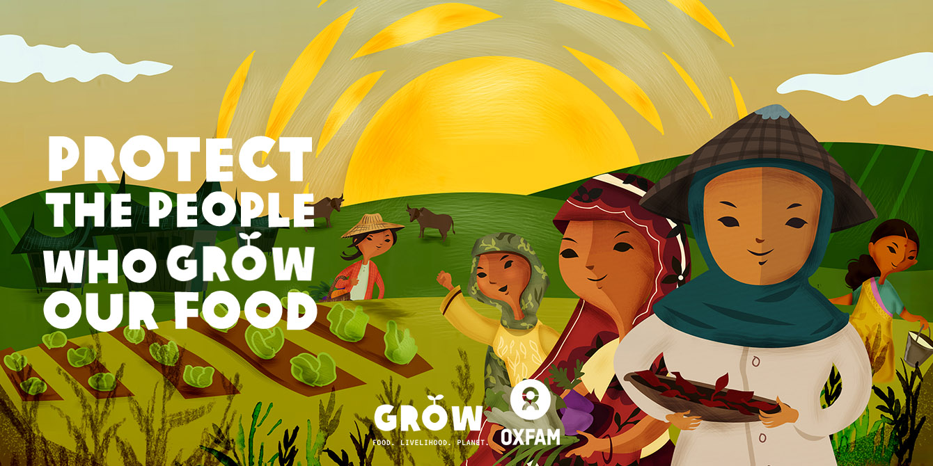 Oxfam in Asia - Campaigns and Policy - GROW