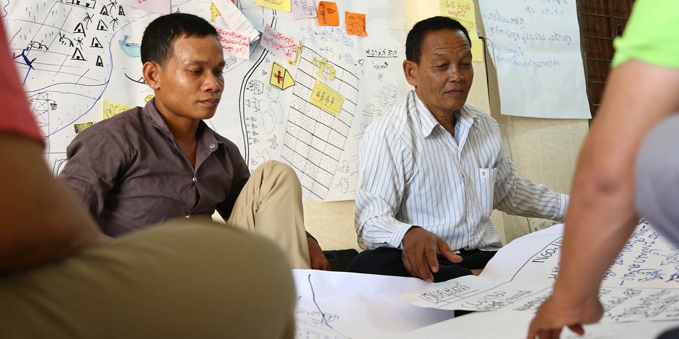 Oxfam in Asia - Mekong Water Governance - Less Fishes to Catch in Srepok River - Sokhon