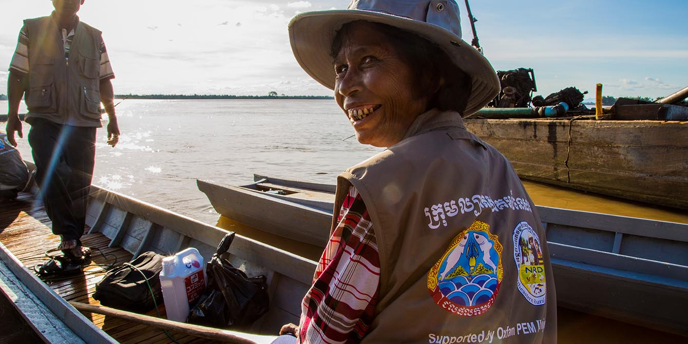 Oxfam in Asia - Water Governance - Mekong - Empowering Farming and Fishing Communities