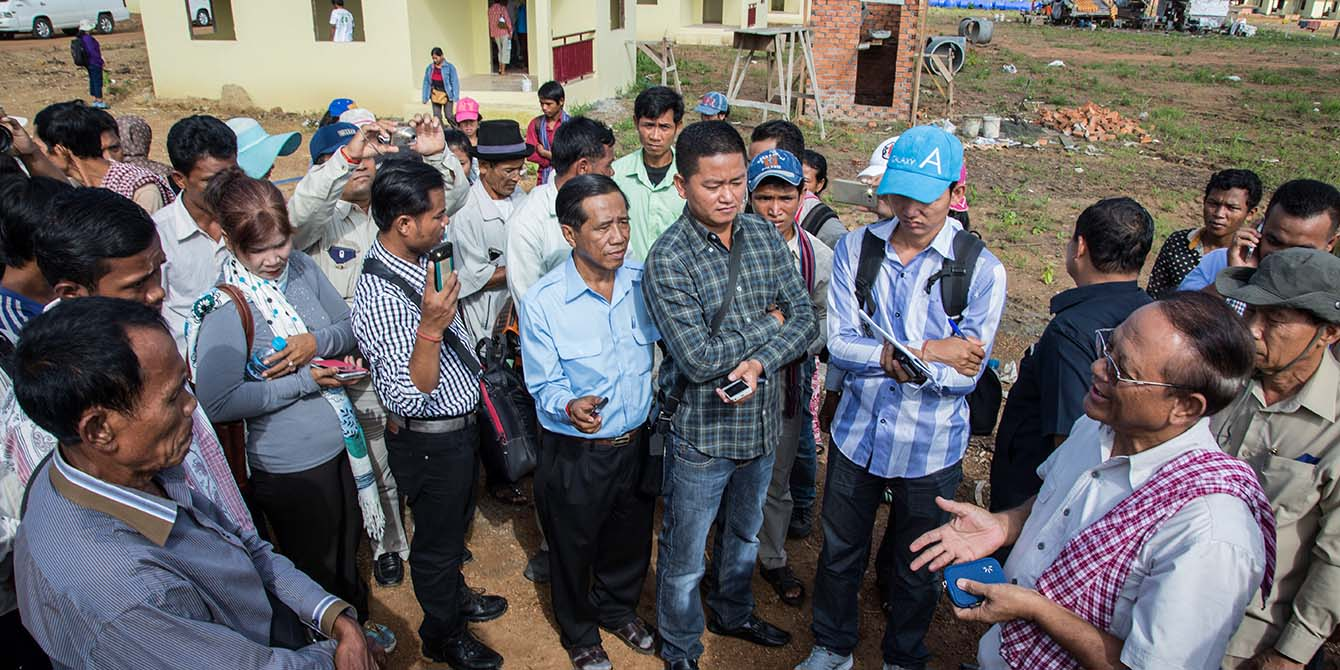 Oxfam in Asia - Water Governance - Mekong - Standards on Accountability