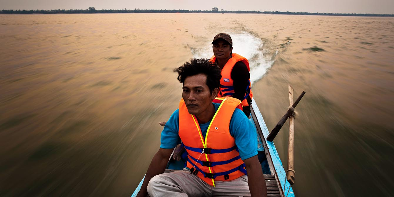 Oxfam in Asia - Water Governance - Mekong - The Inclusion Project