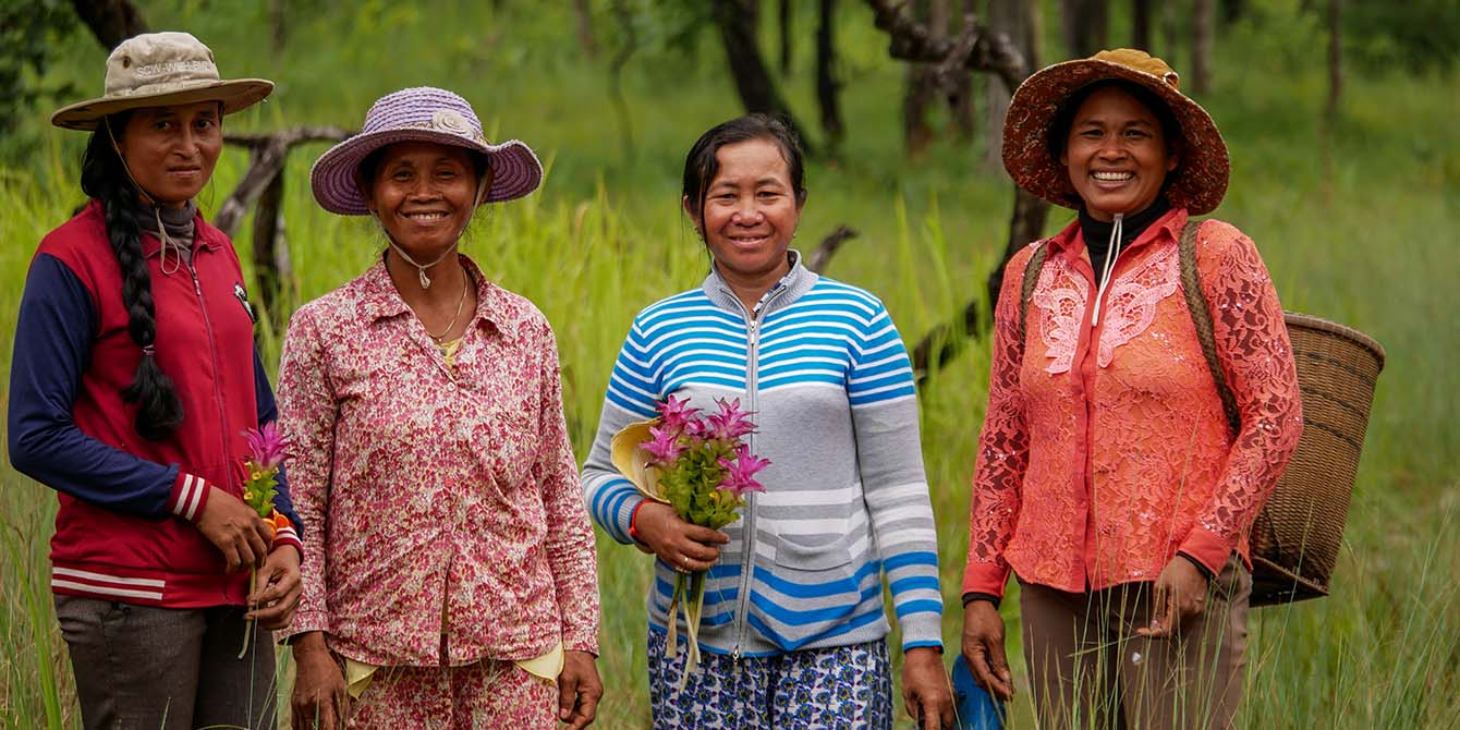 Oxfam in Asia - Water Governance - Mekong - The People Protecting Their Ecosystem in the Lower Mekong Project - PEM