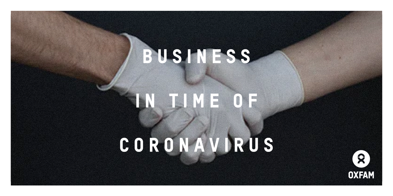 Coronavirus Pandemic and The Role of Private Sector