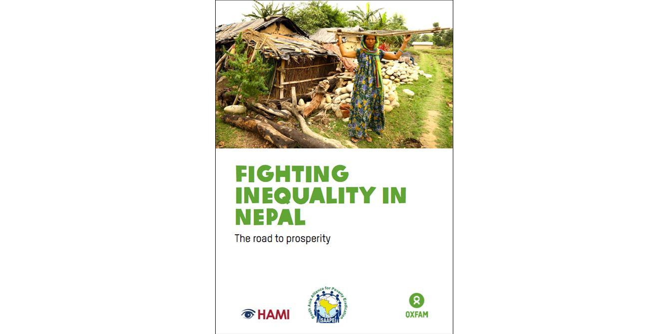 Nepal Inequality Report