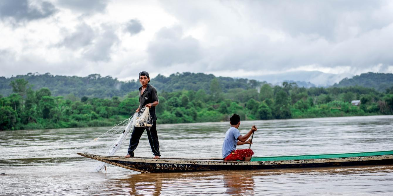 Oxfam in Asia - Cambodia - Building Community Fisheries to Safeguard Livelihood and Fish Stocks