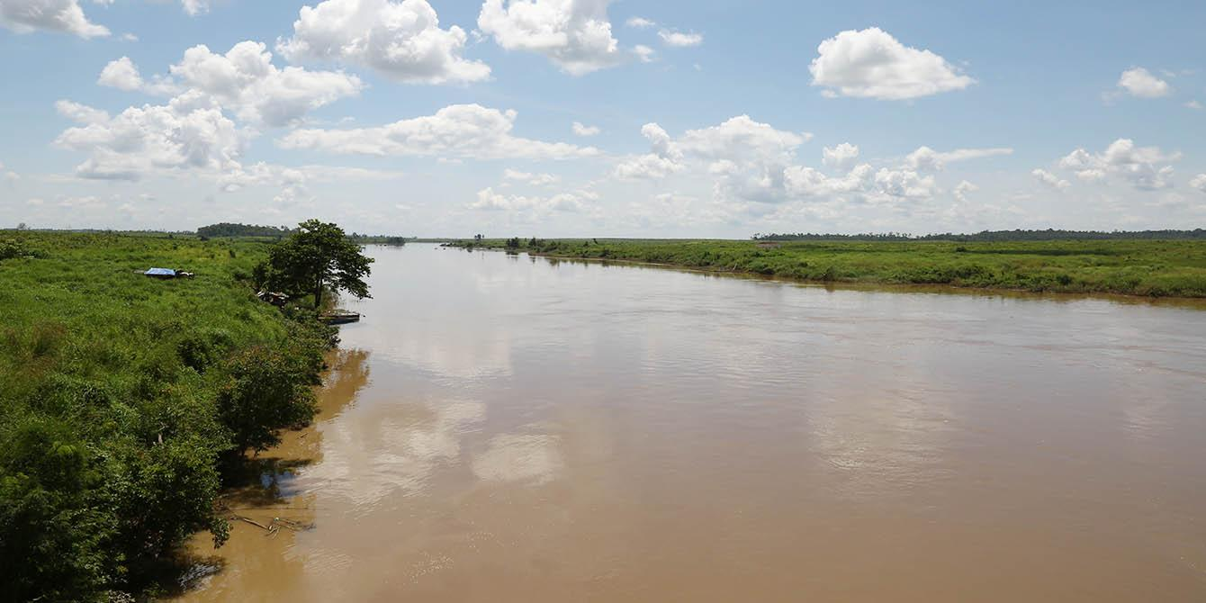 Oxfam in Asia - Mekong Water Governance Program - Less Fishes to Catch in Srepok River