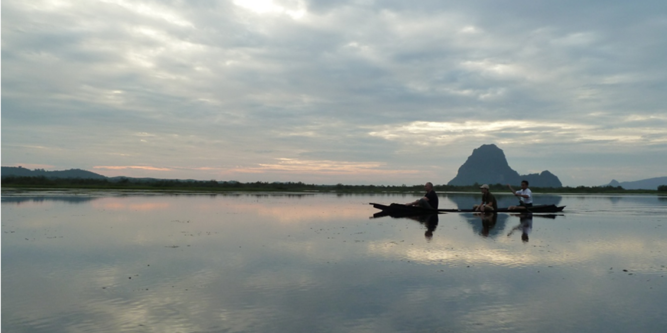 Oxfam in Asia - Myanmar - Livelihoods in Peril: Fisherfolk and Farmers in Salween River Industrial Projects