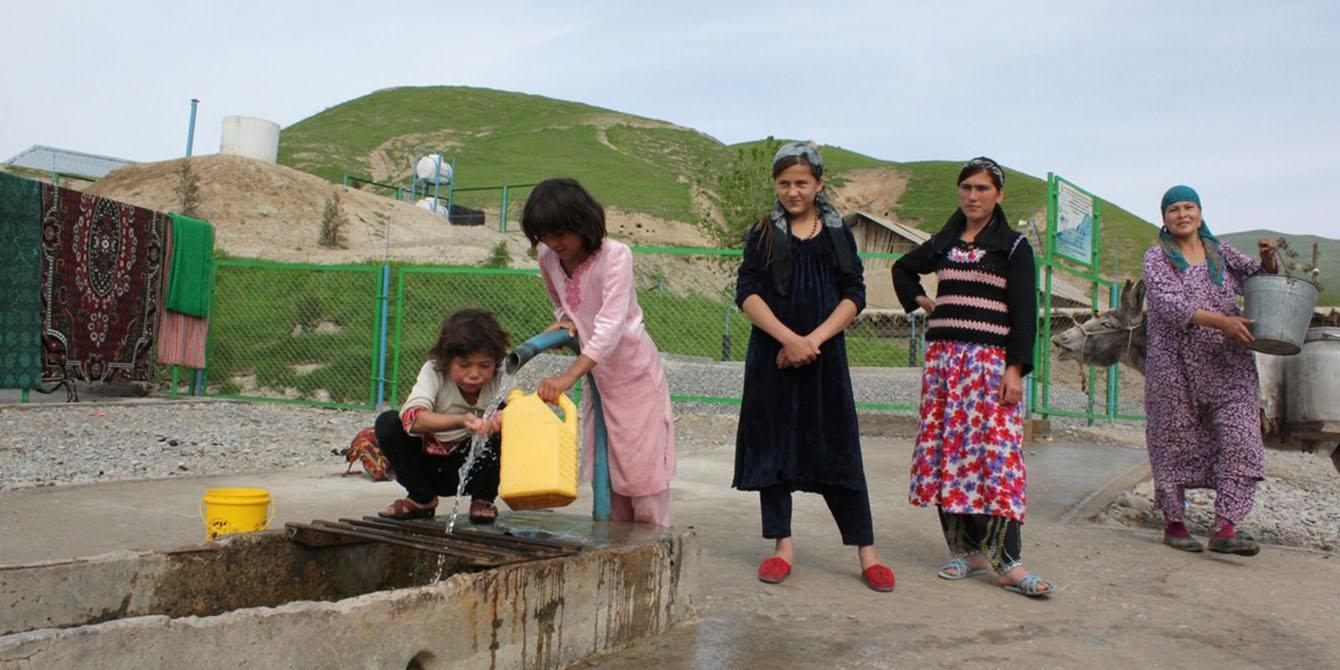 Oxfam in Asia - Tajikistan