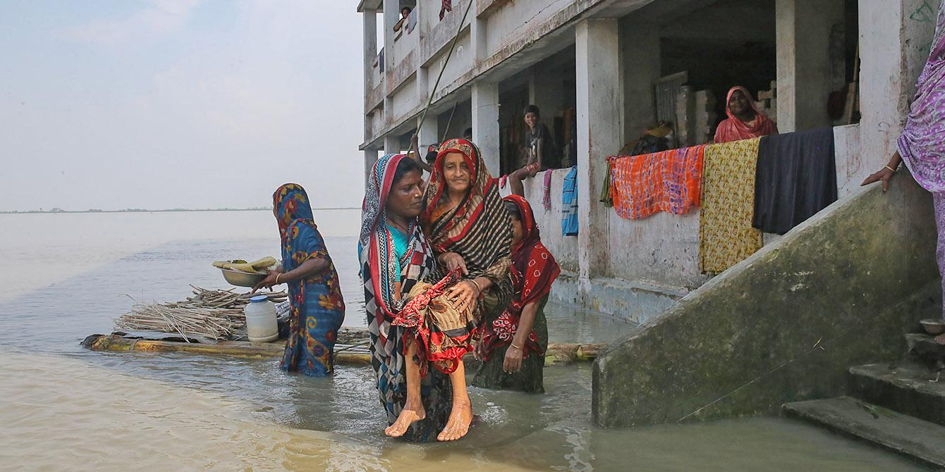 Oxfam in Asia - South Asia Floods