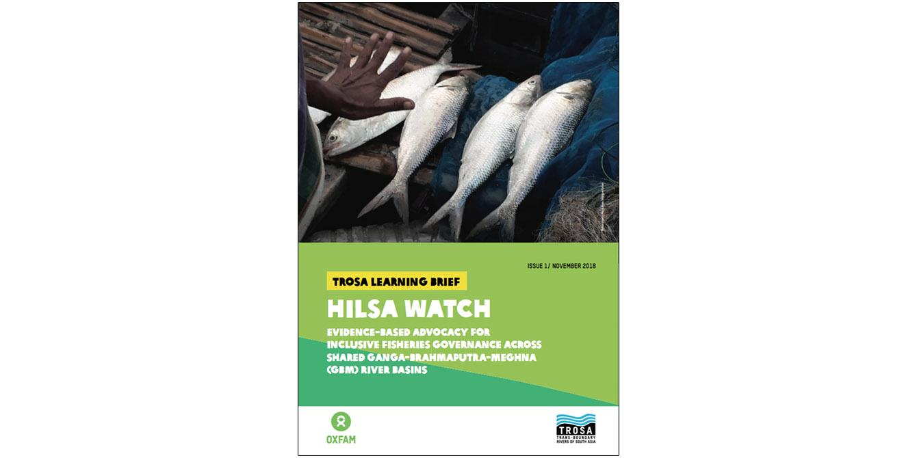 Oxfam in Asia - Learning brief - Water Governance - Ganga-Brahmaputra-Meghna (GBM) River