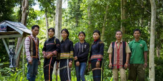 Oxfam - Cambodia - Indigenous Peoples - Land Rights