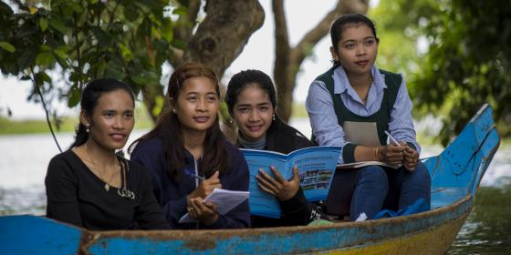Oxfam in Asia - Mekong Water Governance - Stories by Mekong Youth