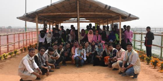 Oxfam in Asia - Rohingya refugee camp