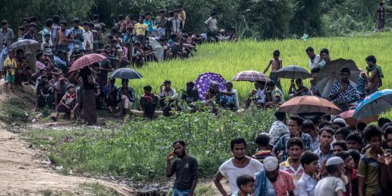 Oxfam in Asia - Bangladesh Rohingya Refugee Crisis