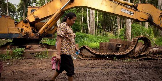Oxfam in Asia - Mekong Extractive Industry Programme