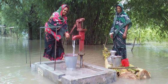Oxfam in Asia - Bangladesh - Road to Resilience - A success to be replicated