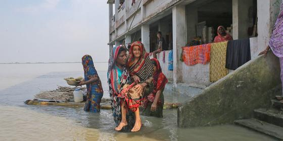 Oxfam in Asia - Press Release - South Asia Floods
