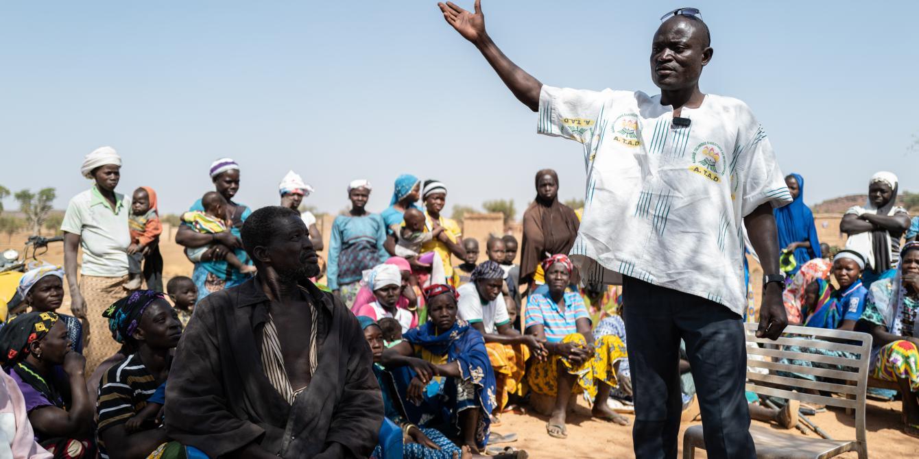 Les fonds DANIDA permettent  entre autres aux organisations retenues de mener des actions de promotions des droits humains en allant aux contacts des populations à travers le pays