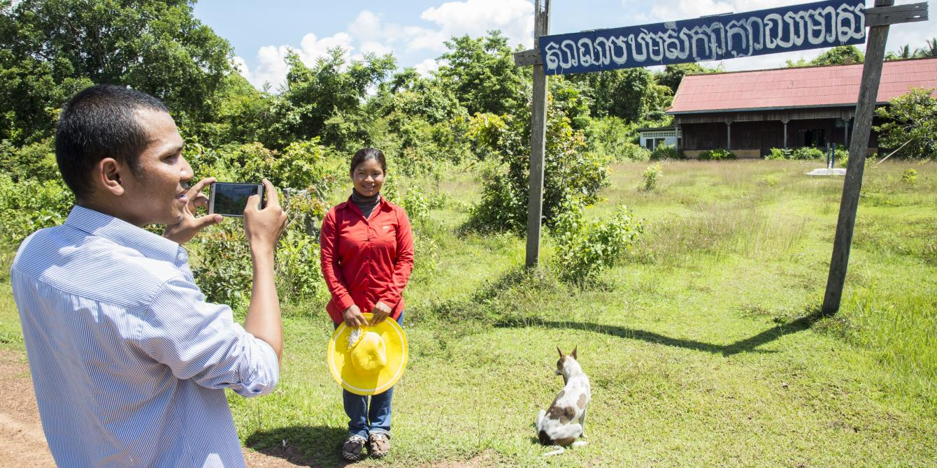 Indigenous Pu Nong Youth: Kbal Romeas village affecting by dam