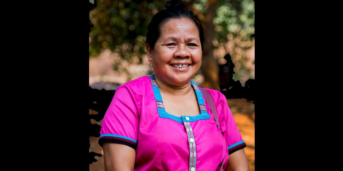 Latest Cambodia's Development [Perspectives]: Ms. Dam Chanthy, an indigenous Tumpoun and Director of Highlander Association
