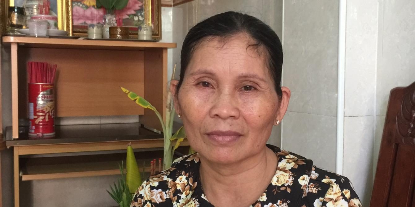 Story of Nuon Sivin, her experience during the war and her message to world leaders