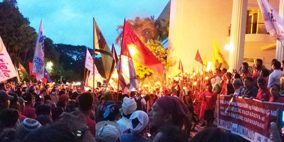 The Journey Of Indigenous People For Demand To Respect Their Rights