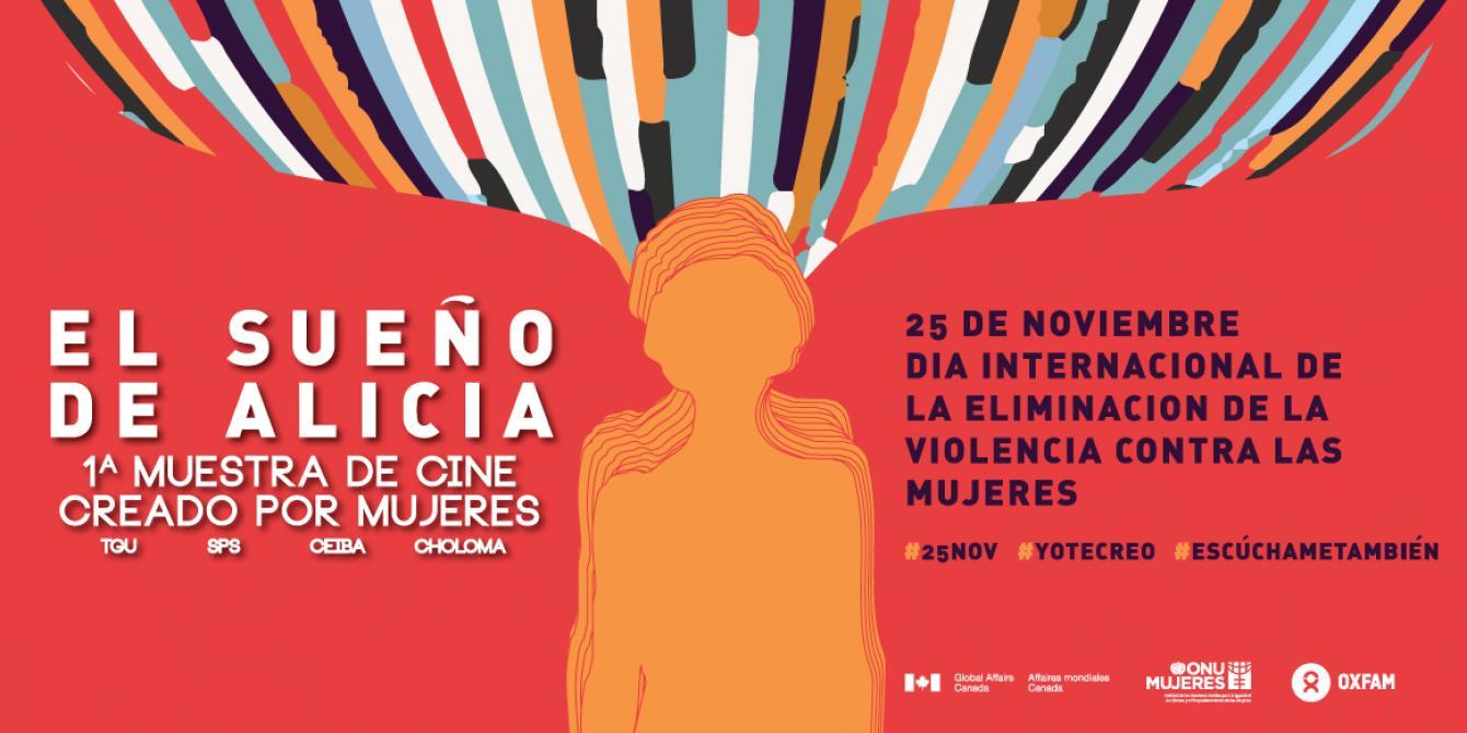 Primera muestra de cine creado por mujeres: El sueño de Alicia