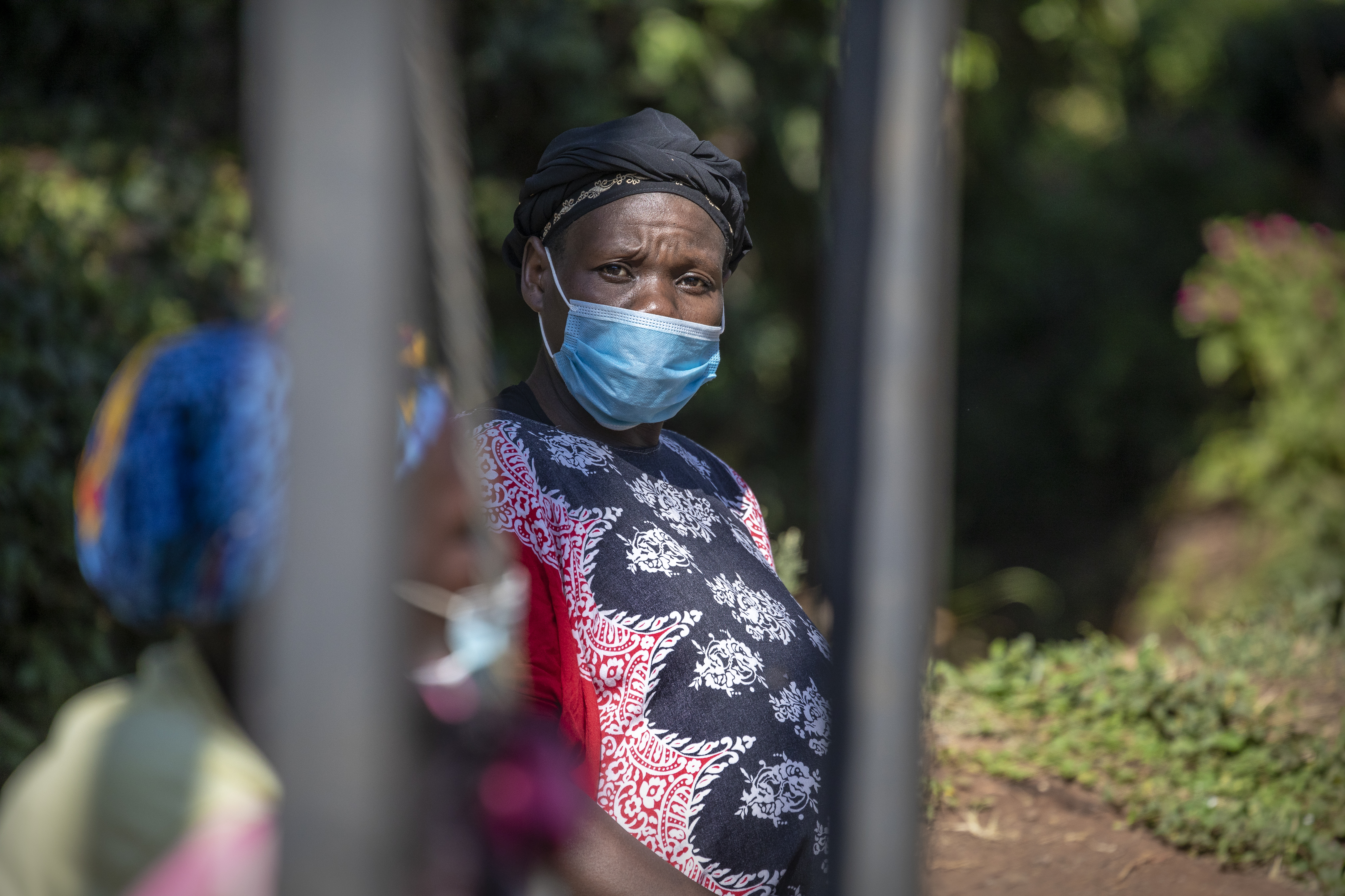 Beatrice Mbendo | Photo by Sven Torfinn / Oxfam Novib