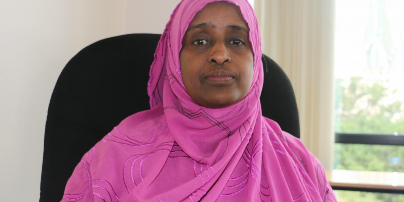 Farhiya Ali
