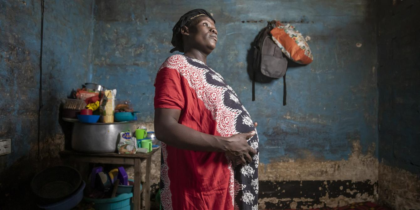 Beatrice Mbendo | Photo by Sven Torfinn |Oxfam Novib