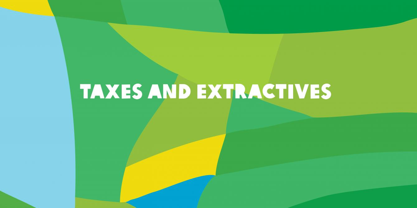 Taxes and Extractives Reports Release. Credit: Oxfam