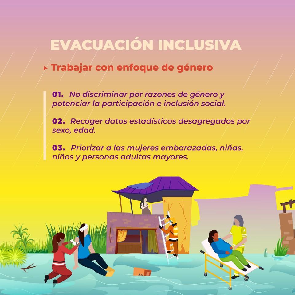 Evacuación Inclusiva