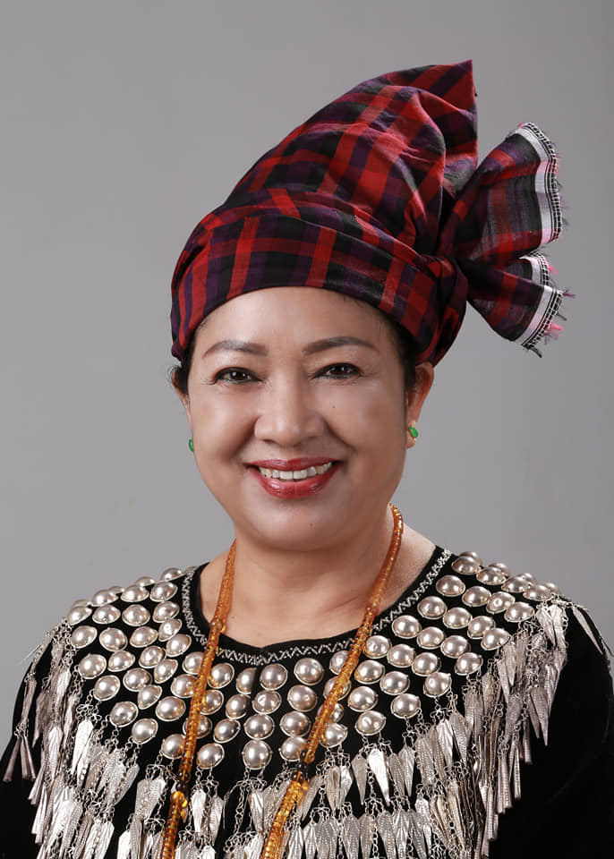 Daw Doi Bu Portrait
