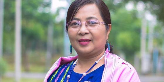 Daw Shwe Shwe Sein Latt