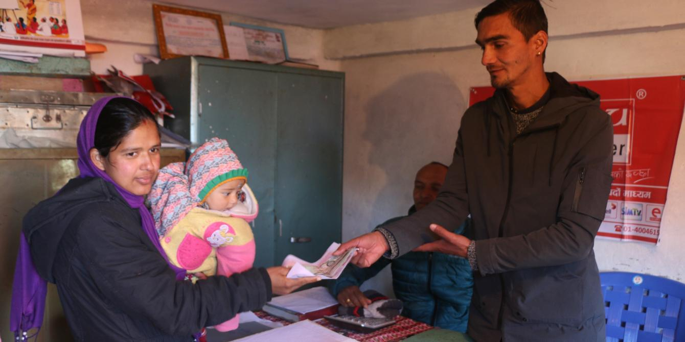 Safer Remittance Project in Baitadi