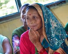 Rupkala Sunar - Credit: Bibhor Kayastha/Oxfam