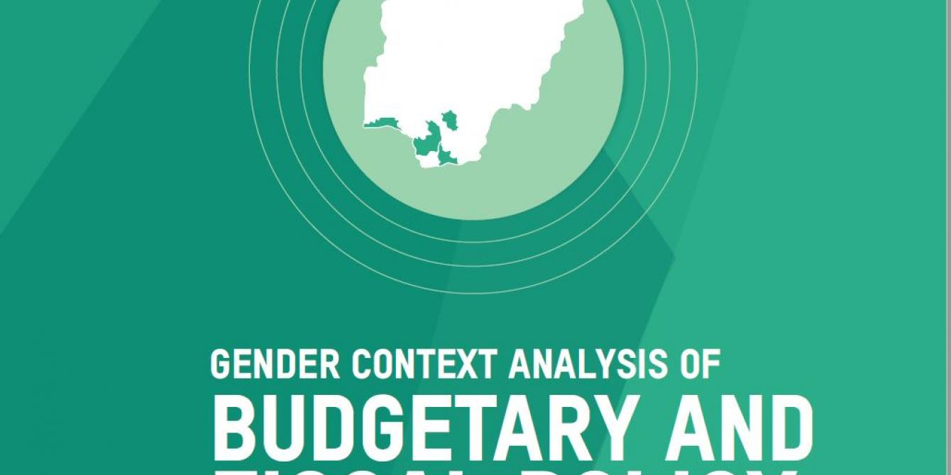 Gender Context Analysis of Budgetary And Fiscal Policy