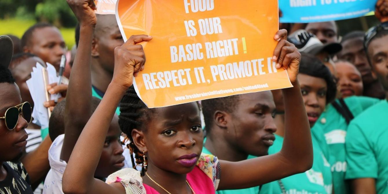 GROW is a global initiative of Oxfam