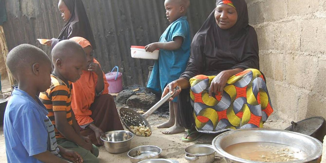 Livelihoods and Nutrition Empowerment in North East