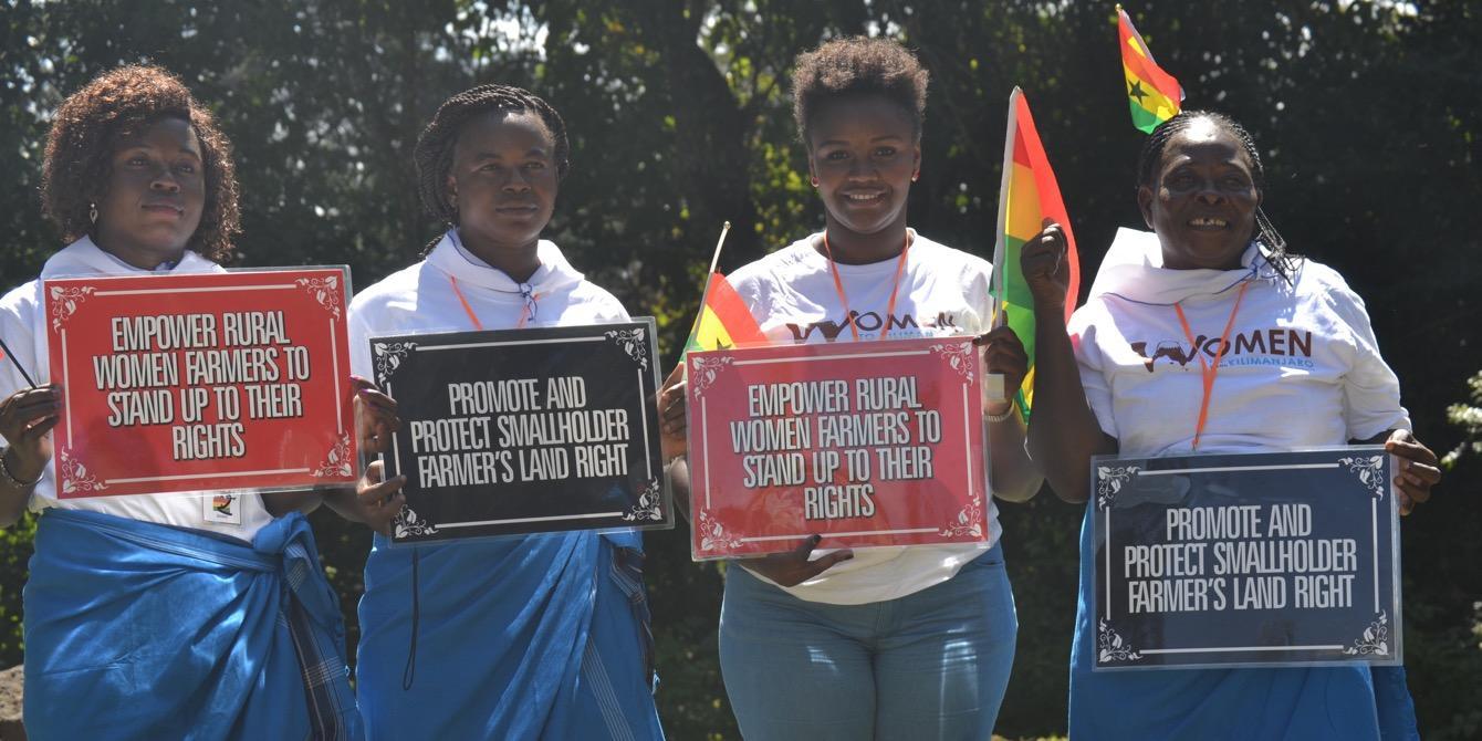 Kilimanjaro women